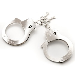 Металлические наручники Fifty Shades of Grey Ты. Моя.