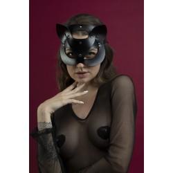 Маска кошки Feral Feelings Catwoman Mask черная