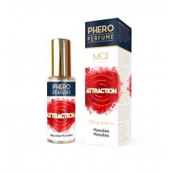 Духи с феромонами для мужчин MAI Cosmetics Cosmetics Phero Perfume Masculino 30 мл