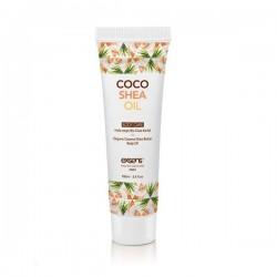 Органическое кокосовое масло Карите Ши для тела EXSENS Coco Shea Oil 100 мл
