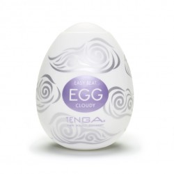 Мастурбатор Tenga Egg Cloudy