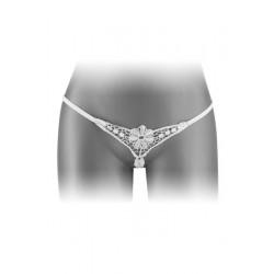 Трусики-стринги Fashion Secret DANUTA S/L Белые