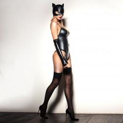 Сексуальная маска Кошечка под латекс D&A S/M/L