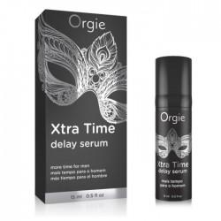 Сыворотка-пролонгатор акта Orgie X-TRA TIME Delay Serum 15 мл