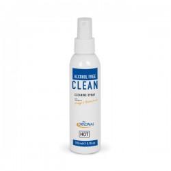 Очиститель для игрушек Hot CLEAN с ароматом апельсина и тропических фруктов 150 мл