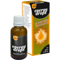 Возбуждающие капли для двоих Hot Ero energy Drops 30 мл