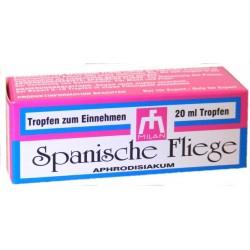 Шпанская мушка Milan Spaniche Fliege