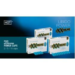 Капсулы для потенции Hot eXXtreme 10 шт в упаковке